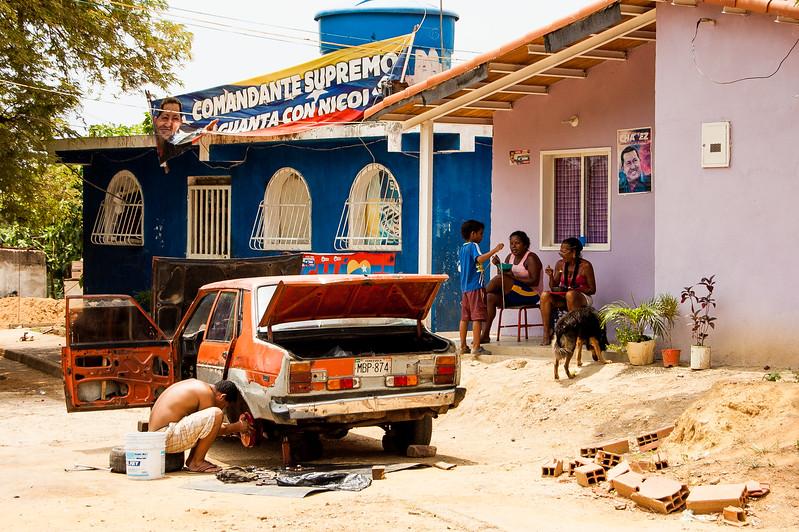 Morrocoy, Venezuela