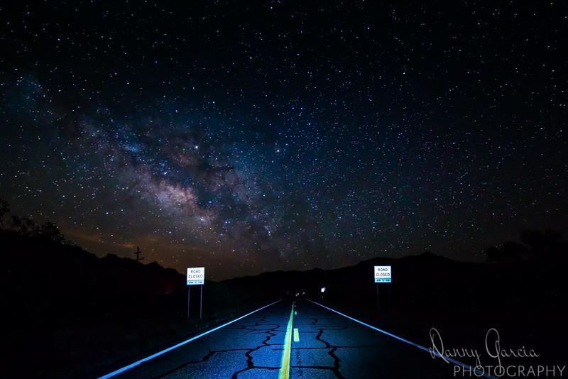 Milky Way in Arizona