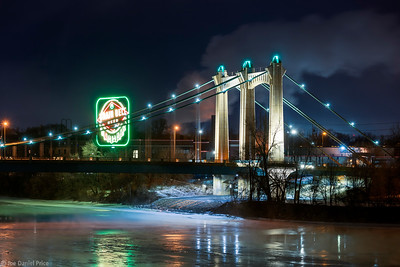 Neon Sign, Grain Belt Sign, Minneapolis, Minnesota, America
