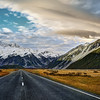 "<h2>The Cinematic Country</h2> <br/>When you drive to Aoraki Village, it can take many more hours than necessary if you like to take photos. There are literally one million places to jump out and get photos of roads and the mountain! So awesome!<br/>Here's a little hint if you take this road. If you walk off to the right and jump the fence, there are many little streams that are also very beautiful. No one ever walks over there… I don't know why. Don't let the fence stop you. No one is over there!<br/> <br/>- Trey Ratcliff<br/><br/><a href=""http://www.stuckincustoms.com/2013/05/26/the-cinematic-country/"" rel=""nofollow"">Click here to read the rest of this post at the Stuck in Customs blog.</a>"