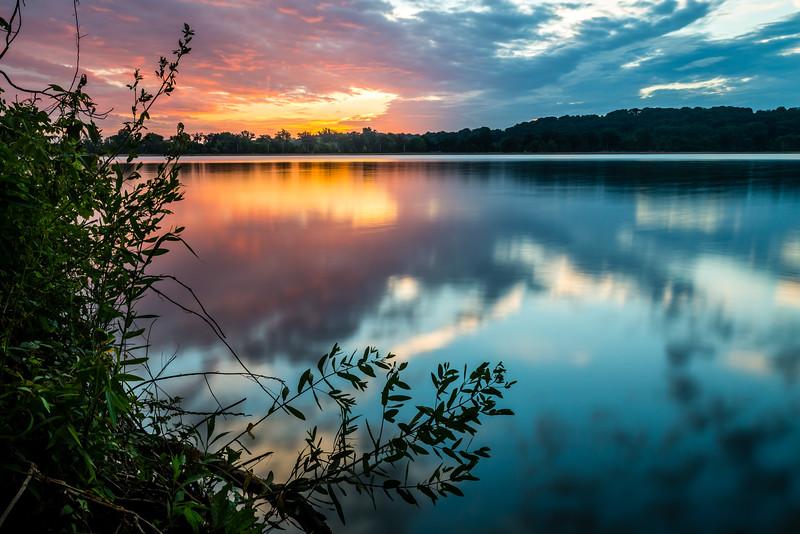 Creve Coeur Lake Sunrise