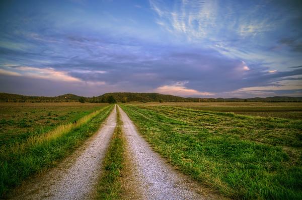 'Country Road' ~ Rural Missouri