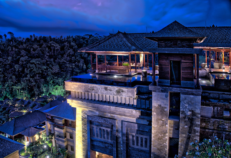 A Massive Ritz-Carlton Reserve In Bali