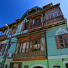 Large House - Valparaiso Chile South America