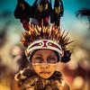 Child In Goroka
