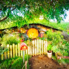 Beautiful Hobbit Holes