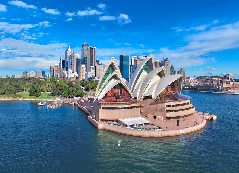 The Amazing Sydney Opera House