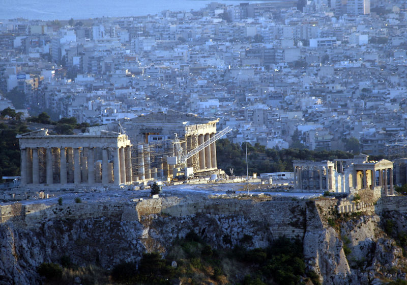 Athens -- The Parthenon