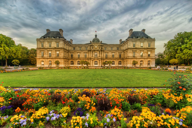 "<h2>Gardens in Paris</h2> It was a cool and rainy morning when we left our hotel in the Latin district of Paris.  The rains stopped just as soon as we walked into the nearby gardens.  The sun would peek out from between the clouds and splash some extra light on the flowers below.<br/><br/>I took a bunch of photos before the sun came out, thinking it was the best I could do.  But then after the sun came out, I had to run around and re-create the exact same photos with the proper lighting!  So, it took us twice as long to get through the gardens... but that is not such a bad thing.<br/><br/>- Trey Ratcliff<br/><br/><a href=""http://www.stuckincustoms.com/2012/04/26/gardens-in-paris/"" rel=""nofollow"">Click here to read the entire post at the Stuck in Customs blog.</a>"