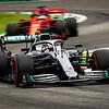 Lewis HAMILTON and Sebastian VETTEL, Italy/Monza, 2019
