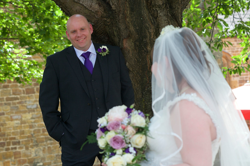 Wedding at the Church restaurant in Northampton