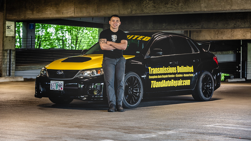 I love being able to work with amazing companies like @transmissionsunlimited<br /> .