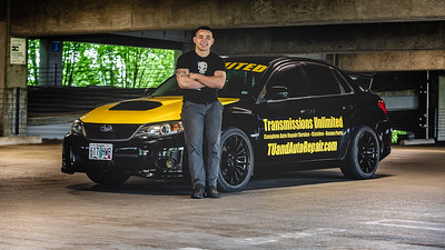 I love being able to work with amazing companies like @transmissionsunlimited .