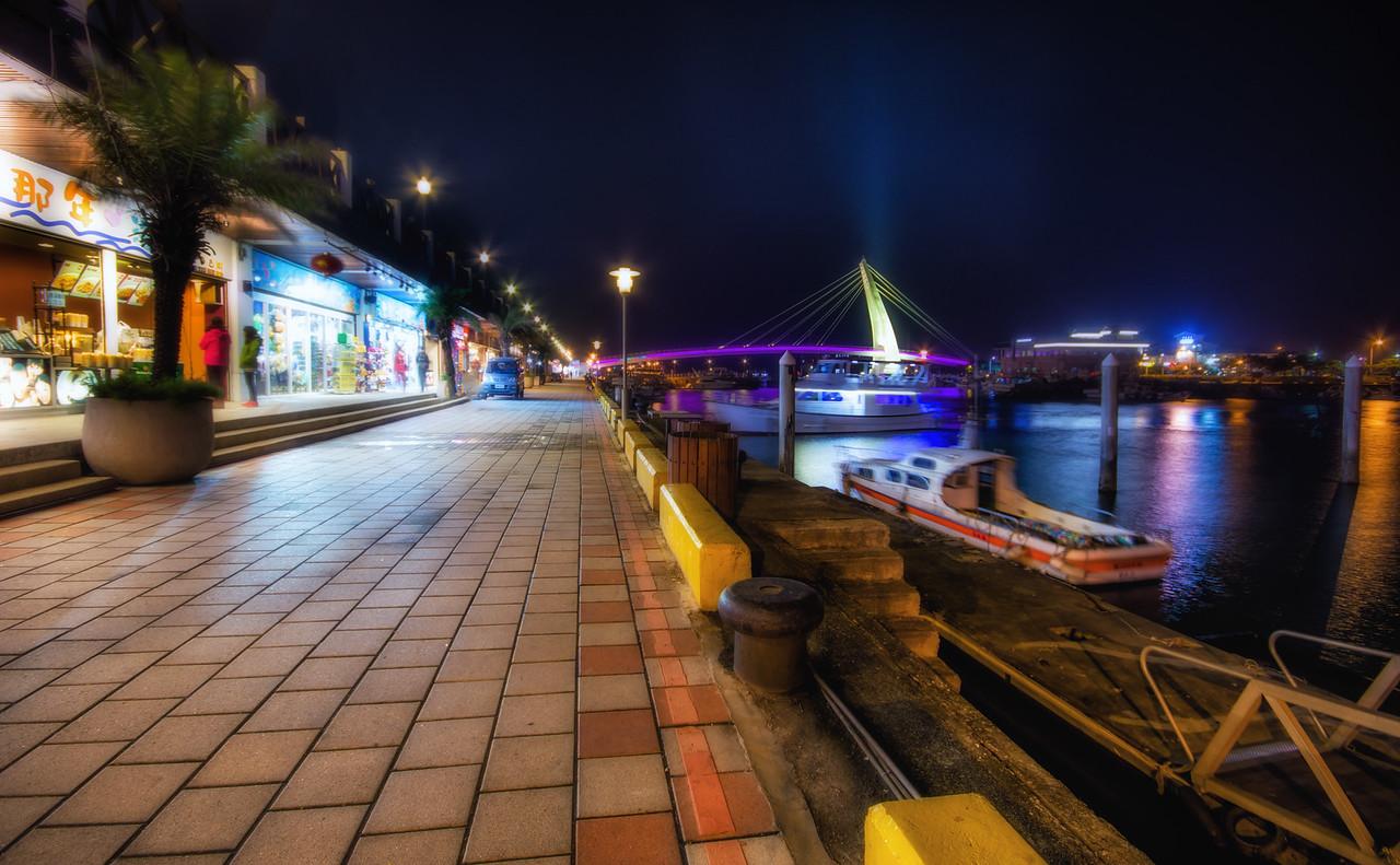 Dansui Lovers Bridge