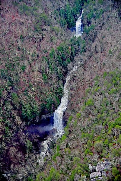 Cloudland Canyon Waterfalls, Georgia