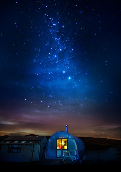 Free Camping in New Zealand