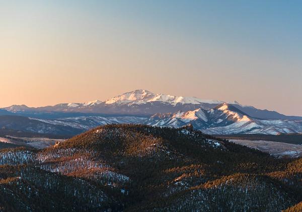 Sunrise Peaks