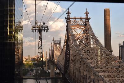 Crossing the East River