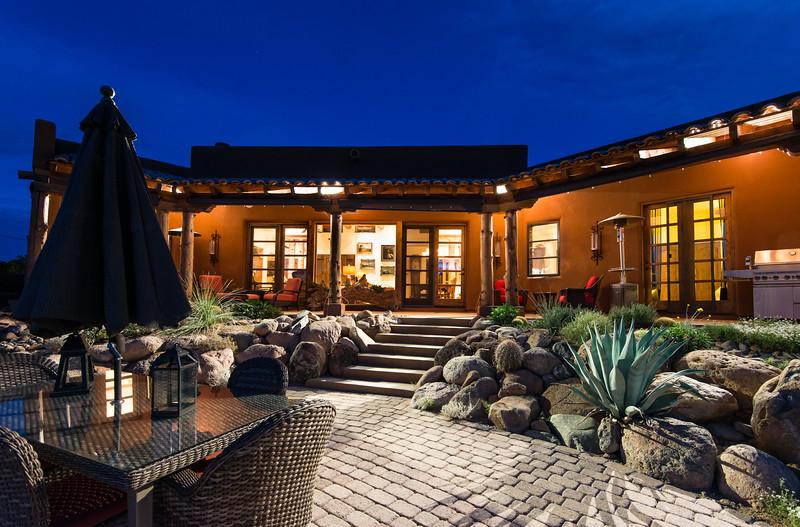 Desert Hills Home