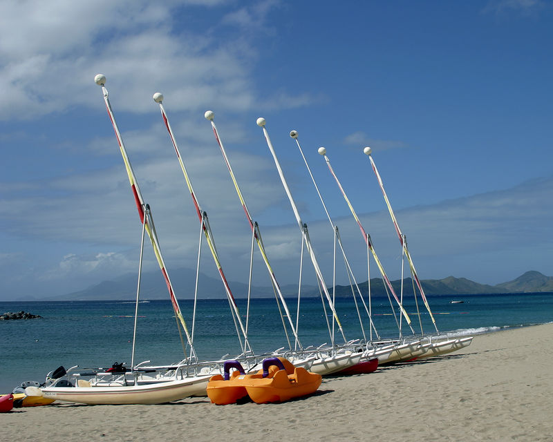 Nevis -- Four Seasons Nevis beach