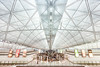 <h1>Hong Kong Airport</h1> <p>One of the coolest airports I've been to. And the food here was amazing.</p>