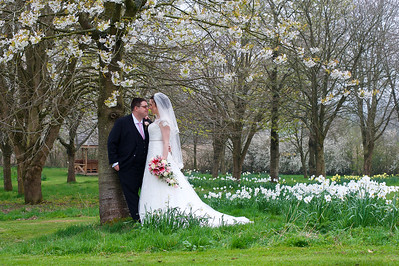 A Spring Wedding at Crockwell Farm
