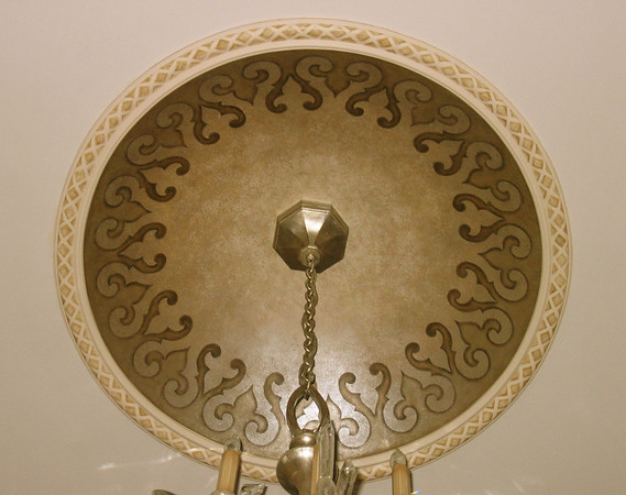 Ceiling 4 BoppArt Decorative Painting