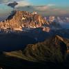 Monte Civetta and Col di Lana