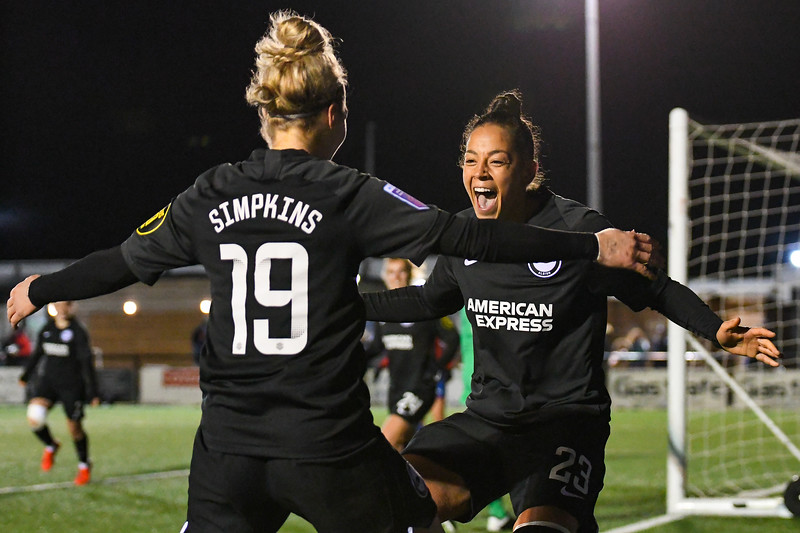 Crystal Palace Women v Brighton and Hove Albion Women