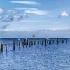 Derelict Pier, Swanage