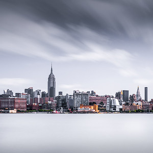 Manhattan Skyline, NYC