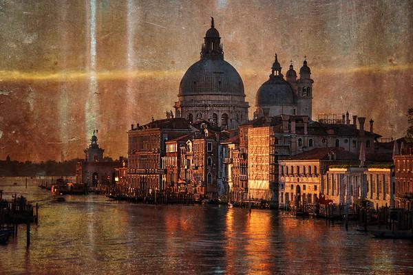 A Textured Venice