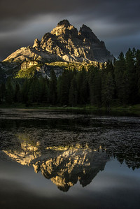 Tre Cime reflections