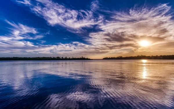 Palatka Across The River