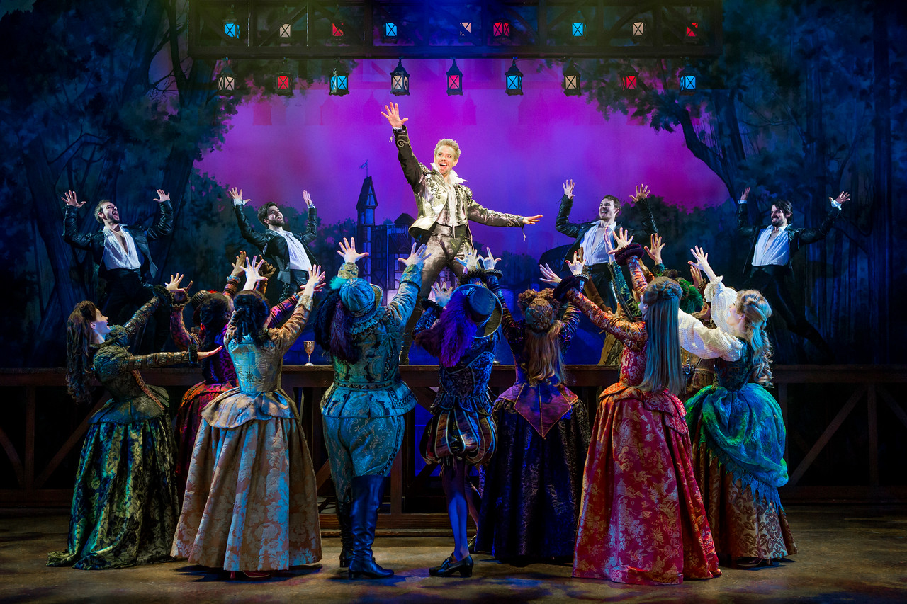 """Something Rotten"" / First Nat'l Tour 2017"