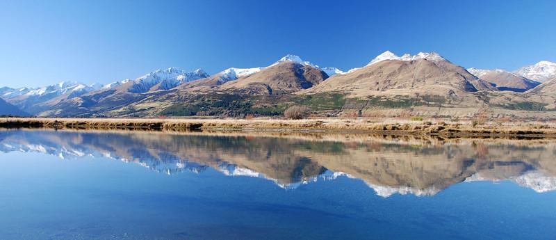 Kinloch, Nr.Glenorchy. Lake Wakatipu