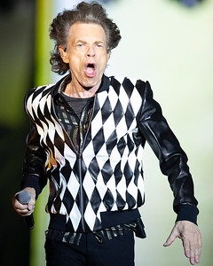 Lead singer Mick Jagger of The Rolling Stones performs. The Rolling Stones begin their The No Filter tour at Soldier Field in Chicago, Ill. on Friday, June 21, 2019. Colin Boyle/Milwaukee Journal Sentinel
