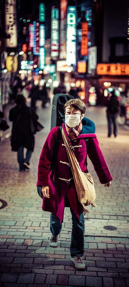Facemasks of Tokyo III