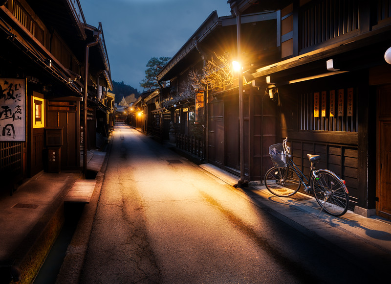 The Old Town of Takayama