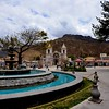 Chivy Town Square & Church - Chivy Peru South America