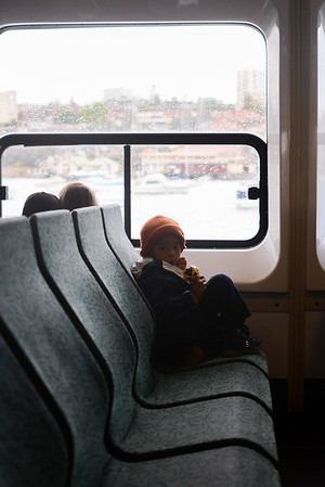 Ferry Ride | Sydney, Australia