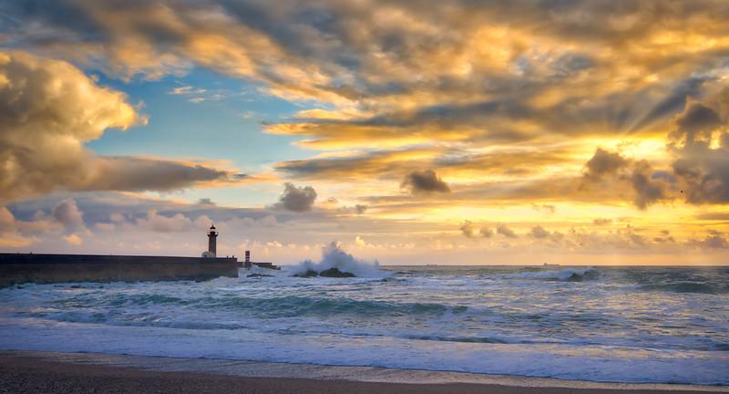 The Lighthouse of Porto