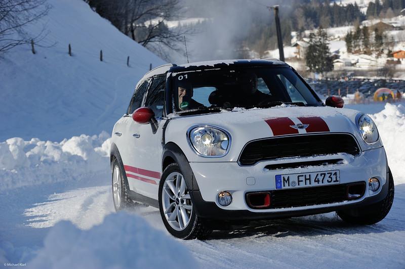 Drive & Ski Scheffau 2012