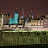The Tower Of London In The Night