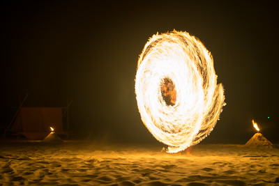 Donut of Fire