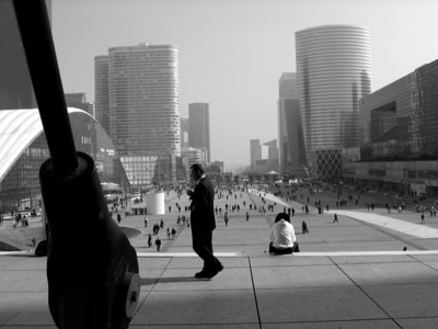 La Defense, Paris. 2005