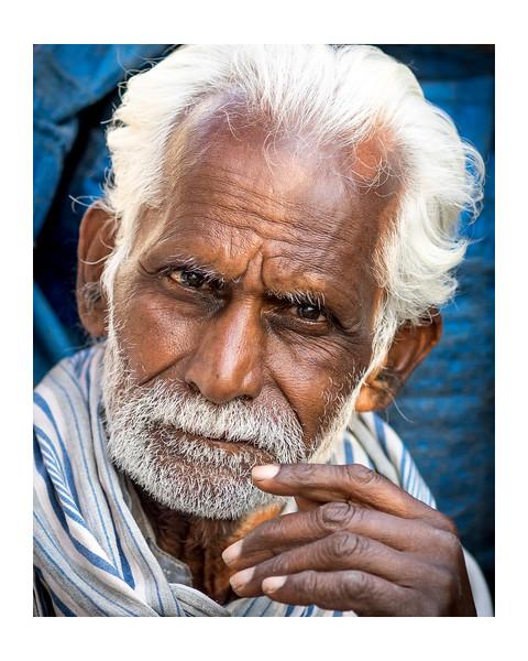 Distinguished Indian Business Man