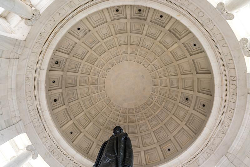 Thomas Jefferson Encircled
