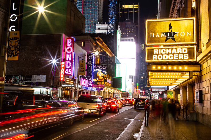 Broadway, USA / 2019