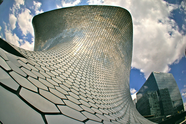 Soumaya Museum in Polanco